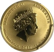 25 Dollars - Elizabeth II (Victory in the Pacific) -  obverse