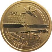 1 Dollar - Elizabeth II (Aviation) -  reverse
