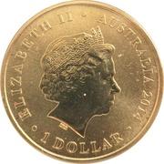 1 Dollar - Elizabeth II (4th Portrait - Submarines) -  obverse