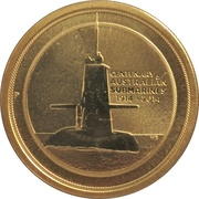 1 Dollar - Elizabeth II (Submarines) -  reverse