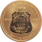 1 Dollar - Elizabeth II (RSL Centenary) -  reverse