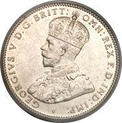 1 Shilling - George V -  obverse