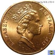 1 Cent - Elizabeth II (3rd Portrait) -  obverse
