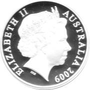 5 Dollars - Elizabeth II (DE HAVILLAND DH 86) – obverse
