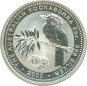 2 Dollars - Elizabeth II (Australian Kookaburra - Ferdinand Silver Denar) -  reverse