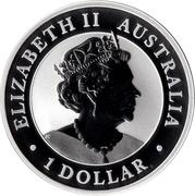 1 Dollar - Elizabeth II (6th Portrait - Koala) -  obverse