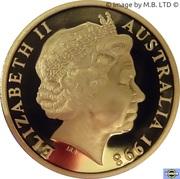 5 Dollars - Elizabeth II (4th Portrait - Royal Flying Doctor Service - Proof) – obverse