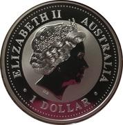 1 Dollar - Elizabeth II (Australian Kookaburra - Maryland) -  obverse