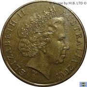 1 Dollar - Elizabeth II (4th Portrait - Army Anniversary) -  obverse