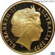 1 Dollar - Elizabeth II (4th Portrait - Volunteers - Colourised Proof) -  obverse