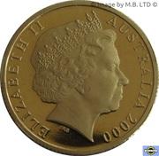 1 Dollar - Elizabeth II (4th Portrait - Mob of Roos) -  obverse