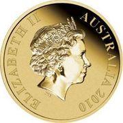 1 Dollar - Elizabeth II (Sea Turtle) -  obverse
