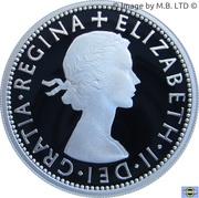 20 Cents - Elizabeth II (Masterpieces in Silver - 20th Century Monarchs) -  reverse