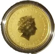 2 Dollars - Elizabeth II (kangaroo) -  obverse