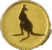 2 Dollars - Elizabeth II (kangaroo) -  reverse