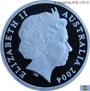 1 Dollar -Elizabeth II (Wombat) -  obverse