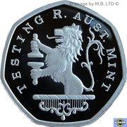1 Dollar - Elizabeth II (Imperial Test Dollar) -  reverse