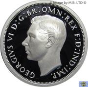 50 Cents - Elizabeth II (Masterpieces in Silver - 20th Century Monarchs) – reverse