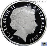 10 Cents - Elizabeth II (4th Portrait - Fine Silver Proof) -  obverse