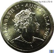 2 Dollar - Elizabeth II (6th portrait) -  obverse