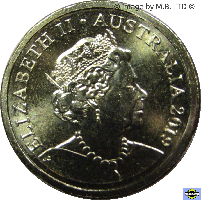 1997 Australia Two Dollar $2 Aboriginal Elder PROOF Coin ex Proof Set