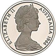 5 Cents - Elizabeth II (2nd portrait) -  obverse