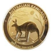 50 Dollars - Elizabeth II (6th Portrait - Kangaroo) -  reverse