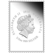 70 Cents - Elizabeth II (100 Year ANZAC Anniversary) -  obverse