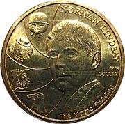 1 Dollar - Elizabeth II (4th Portrait - Norman Lindsay - The Magic Pudding) -  reverse