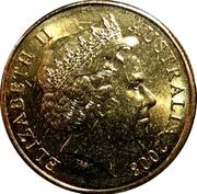 1 Dollar - Elizabeth II (4th Portrait - Rugby League 100 Yrs) -  obverse