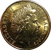 1 Dollar - Elizabeth II (4th Portrait - International Year of Planet Earth) -  obverse