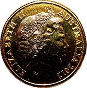 1 Dollar - Elizabeth II (4th Portrait - Ethel C. Pedley - Dot and the Kangaroo) -  obverse