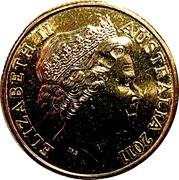 1 Dollar - Elizabeth II (4th Portrait - 100 Years of Census) -  obverse