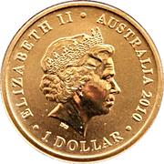 1 Dollar - Elizabeth II (World Expo) -  obverse