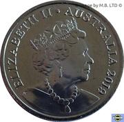 10 Cents - Elizabeth II (6th Portrait) -  obverse