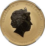 100 Dollars - Elizabeth II (