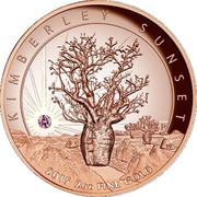 500 Dollars - Elizabeth II (Kimberley Sunset) -  reverse