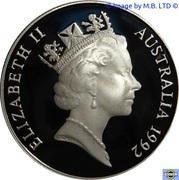 10 Dollars - Elizabeth II (3rd Portrait - Northern Territory) -  obverse