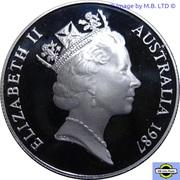 10 Dollars - Elizabeth II (3rd Portrait - New South Wales) -  obverse