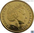 2 Dollars - Elizabeth II (4th Portrait, Rugby World cup) – obverse