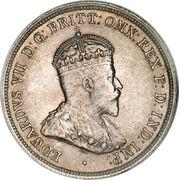 1 Florin - Edward VII – obverse