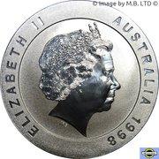 10 Dollars - Elizabeth II (4th Portrait - Melbourne Tram) -  obverse