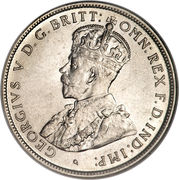 1 Florin - George V -  obverse