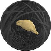 5 Dollars - Elizabeth II (4th Portrait - Night Parrot) -  reverse