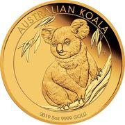 500 Dollars - Elizabeth II (6th Portrait - Koala) -  reverse