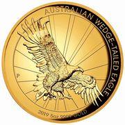 500 Dollars - Elizabeth II (6th Portrait - Australian Wedge-Tailed Eagle) -  reverse