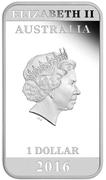 1 Dollar - Elizabeth II (4th Portrait - War Bonds) -  obverse