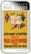 1 Dollar - Elizabeth II (4th Portrait - War Bonds) -  reverse