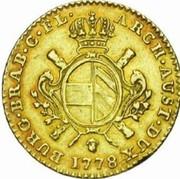 1 Souverain - Maria Theresia (Type 3) – reverse