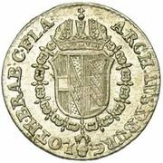 10 Liards / 10 Oorden - Joseph II – reverse